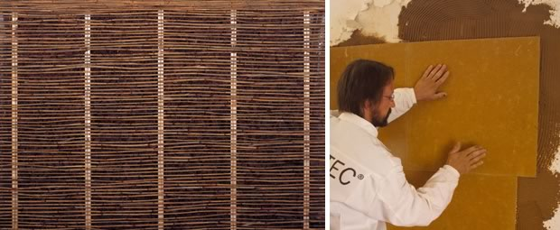 Mur Interieur En Bois De Coffrage : Les mat?riaux de construction en argile : In?galables dans leurs